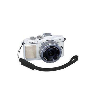 Olympus camera riem: E0410188 - Zwart