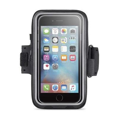 Belkin Storage Plus Armband f/ iPhone 6 & iPhone 6s Mobile phone case - Zwart
