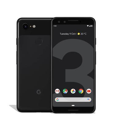 Google Pixel 3 smartphone - Zwart 64GB