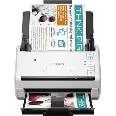 Epson WorkForce DS-570W Power PDF Scanner - Wit