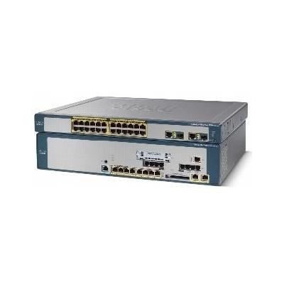 Cisco gateway: 32U CME Base+Cue-Phone FL w/4BRI+1VIC