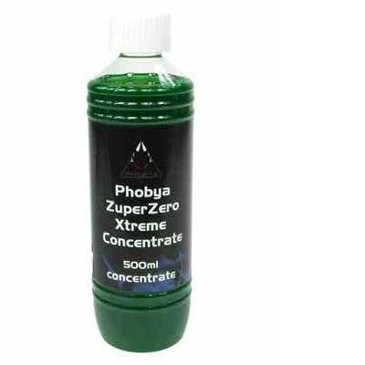 Phobya cooling accessoire: ZuperZero Xtreme Concentrate 500ml - Groen