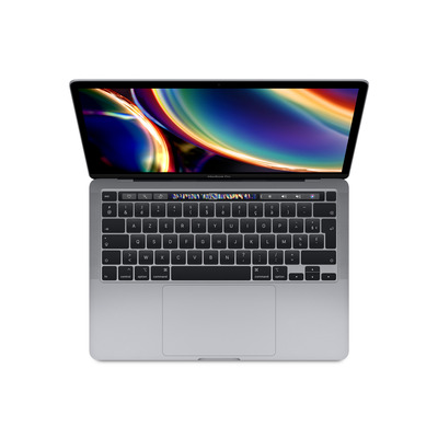 "Apple MacBook Pro 13.3"" (2020) i5, 2.0GHz - 512GB Laptop - Grijs"