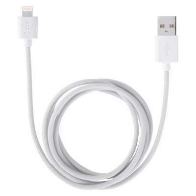 Belkin USB kabel: MIXIT↑ Lightning - USB - Wit