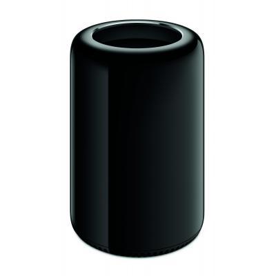 Apple pc: Mac Pro - Zwart