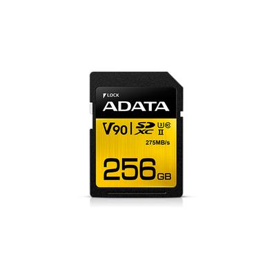 ADATA Premier ONE V90 Flashgeheugen - Zwart,Goud