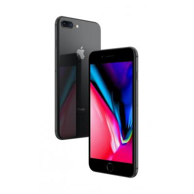 Apple smartphone: iPhone 8 Plus 256GB Space Grey - Grijs