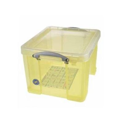 Really useful boxes archiefdoos: UB35L - Geel