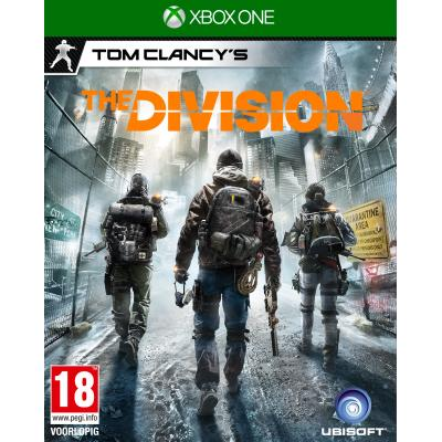 Ubisoft game: Tom Clancy's, The Division  Xbox One