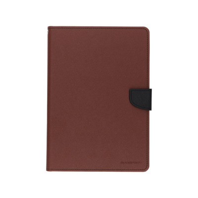 Canvas Diary Booktype iPad Pro 9.7 - Bruin / Brown Mobile phone case