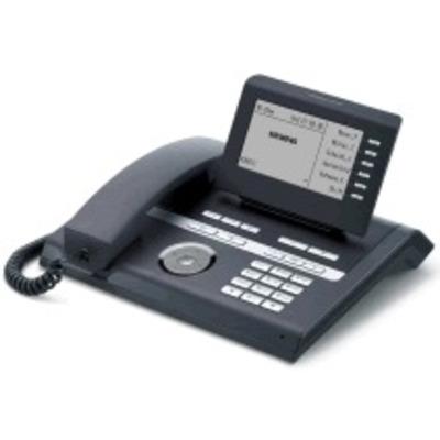 Unify OpenStage 40 T Dect telefoon - Zwart, Zilver