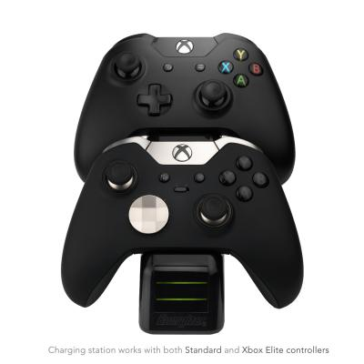 Energizer batterij: - Dual Charge System (Zwart)  Xbox One