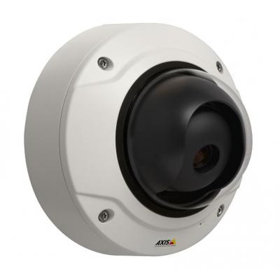 Axis Q3505-V 9 mm Mk II Beveiligingscamera - Wit