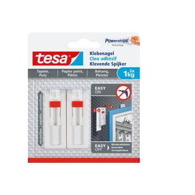 TESA 77774-00000 Hook - Wit