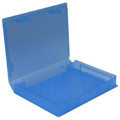 "Inter-Tech HDD-Covers 6.35 cm (2.5"") - Blauw"