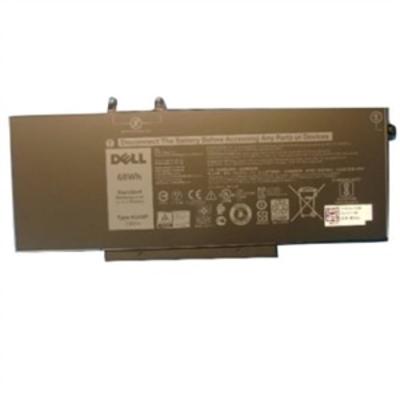 DELL N35WM Notebook reserve-onderdeel - Zwart