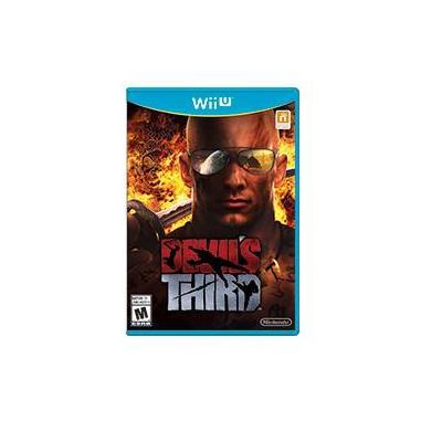 Nintendo game: Devil's Third Wii U