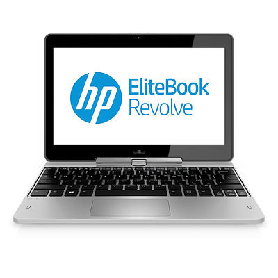 Hp laptop: EliteBook Revolve 810 G2 - Zilver