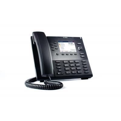 Mitel ip telefoon: 6867 SIP Phone - Zwart
