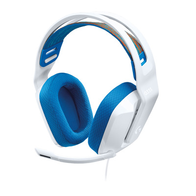 Logitech G G335 Headset - Wit