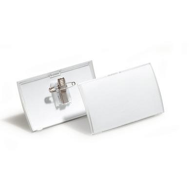 Durable 8211-19 Badge - Transparant