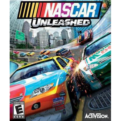 Activision game: NASCAR Unleashed