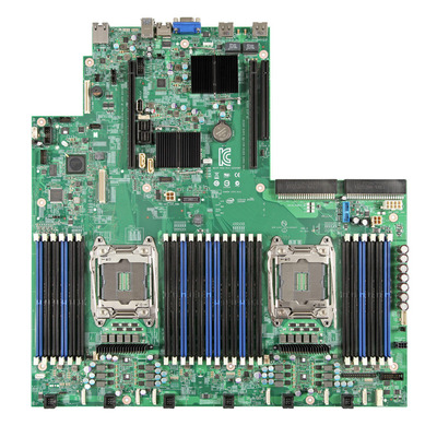 Intel Server Board S2600WT2R Server/werkstation moederbord