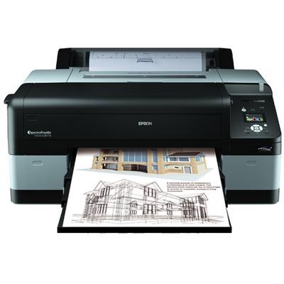 Epson Stylus Pro 4900 SpectroProofer grootformaat printer - Cyaan, Groen, Licht zwart, Lichtyaan, Licht licht .....