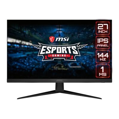 MSI Optix G271 Monitor - Zwart