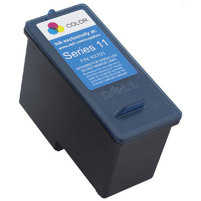 Dell inktcartridge: V505 Colour Ink Cartridge - Cyaan, Magenta, Geel