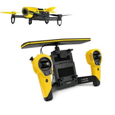 Parrot drone: Bebop - Zwart, Geel