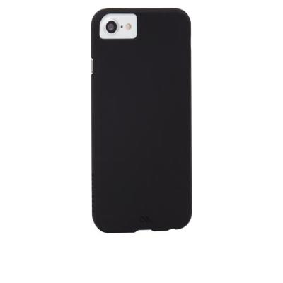 Case-mate mobile phone case: CM Barely There Case Black iPhone 7 - Zwart
