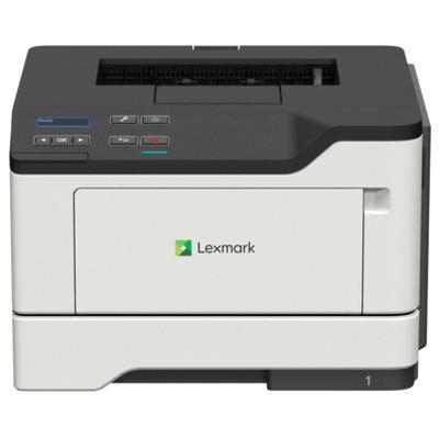 Lexmark MS421dn Laserprinter - Zwart, Grijs