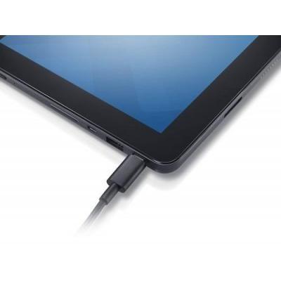 DELL AC Adapter E5 30W, USB-C, EUR netvoeding - Zwart