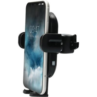 Mobiparts Wireless Car Holder Black Houder