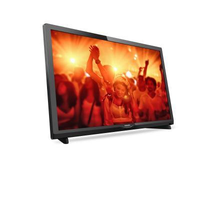 Philips led-tv: 4000 series Ultraslanke Full HD LED-TV 22PFS4031/12 - Zwart