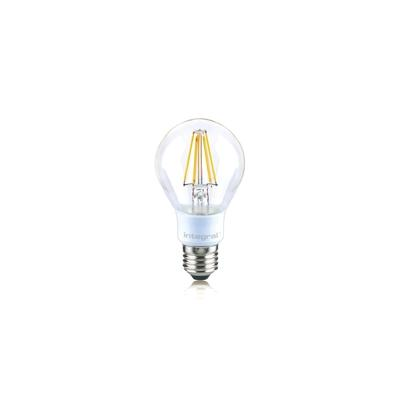 Integral hardware: E27 Omni Filament Classic Globe LED Lamp, 2700K, 4.5W, 470 Lumen, dimmable