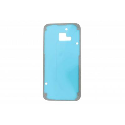 Samsung mobile phone spare part: A320F Galaxy A3 2017 Adhesive Sticker - Wit