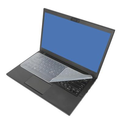 Targus Universal Keyboard Cover, Silicone, Medium, 3 pack Toetsenbord accessoire - Doorschijnend,Wit