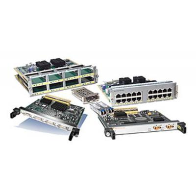 Cisco voice network module: 4 port Multi-flex Trunk Voice/Clear-channel Data T1/E1 Module