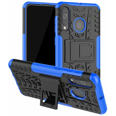 CoreParts MOBX-COVER-A60-BLU Mobile phone case - Blauw