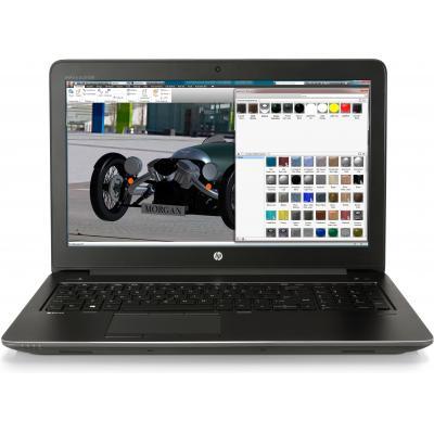 HP laptop: ZBook ZBook 15 G4 Mobile Workstation - Zwart (Renew)