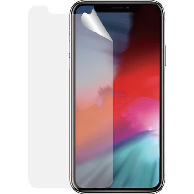 Azuri Duo voor Apple iPhone Xs Max/11 Pro Max Screen protector - Transparant