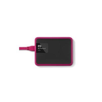 Western digital behuizing: WD Grip Pack 1TB Slate - Zwart, Roze