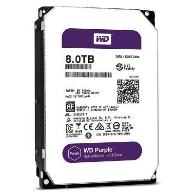 Western digital interne harde schijf: Purple