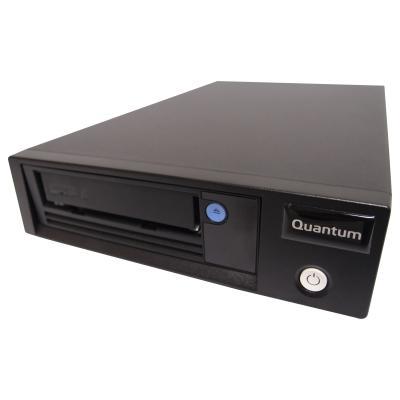 Quantum tape drive: Scalar i3 IBM LTO-7 6Gb SAS Single Port - Zwart