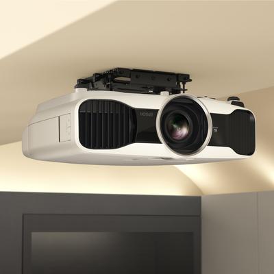 Epson ELPMB30 Projector plafond&muur steun - Zwart