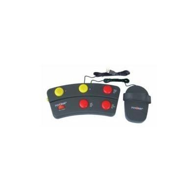 Ergoline Voetmuis met programmeerbare pedalen Input device - Multi kleuren