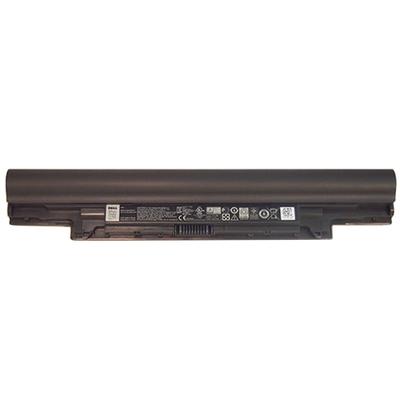 DELL 6-cel 65W/h primaire Batterij voor Latitude 3340 Laptop Notebook reserve-onderdeel - Zwart