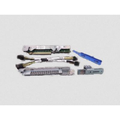 Hewlett Packard Enterprise DL360 Gen10 2P FH GPU Enablement v2 Kit Computerkast onderdeel